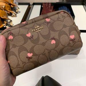 Coach  make up bag c2901